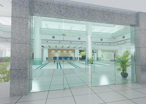 Thiết kế lắp đặt cửa, vách kính cường lực tại Bình Tân, Bình Chánh TPHCM